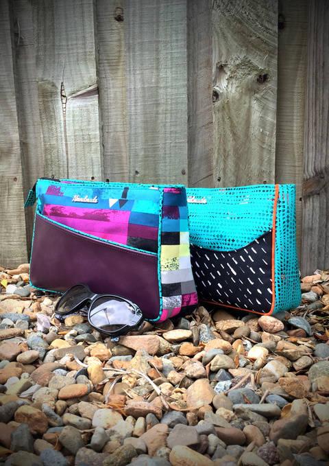 Carry All Flexi Clutch - Clutch Sewing Pattern (en) bei Makerist sofort runterladen
