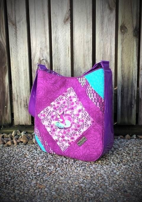 Feature Me Everyday Tote - Tote Bag Sewing Pattern (en) bei Makerist sofort runterladen