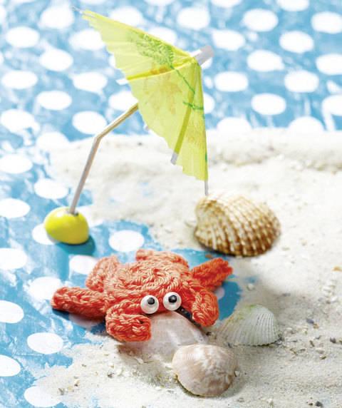 Flinke Krabbe (Anleitung für Strickliesel) bei Makerist sofort runterladen