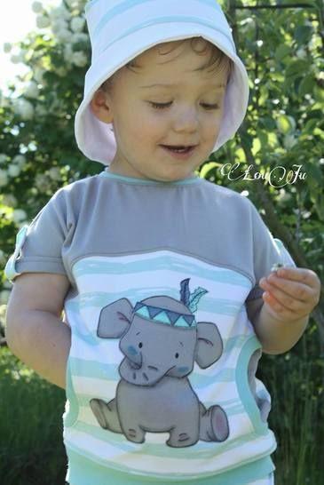 Add-Ons Ratz-Fatz-Shirt: Taschen & Goes Crazy - Nähanleitungen bei Makerist sofort runterladen