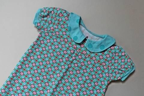RITA Mädchenkleid im Retrostil bei Makerist sofort runterladen