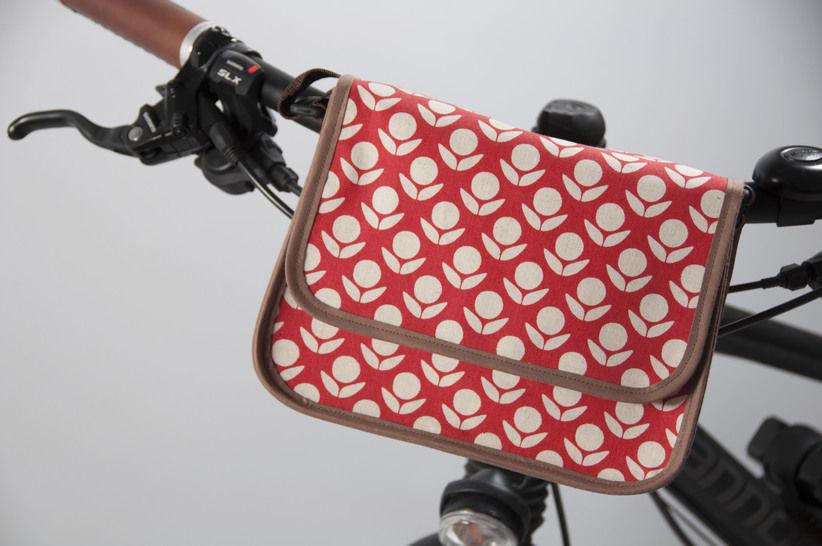 Nähanleitung Umhängetasche und Fahrradtasche - Nähanleitungen bei Makerist sofort runterladen