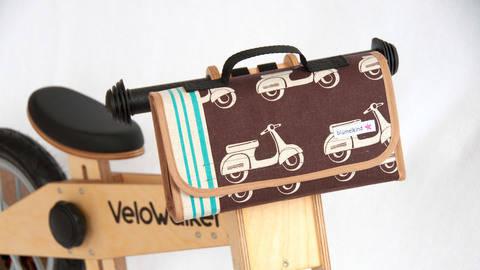 Nähanleitung Kindergartentasche und Fahrradtasche bei Makerist sofort runterladen