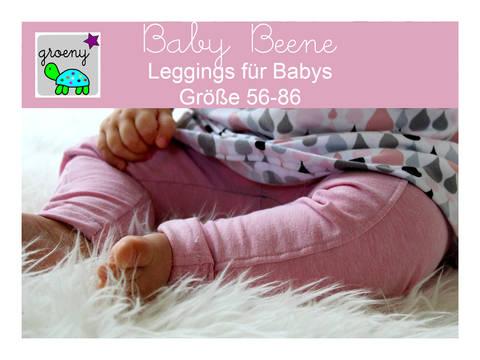 Ebook *Baby Beene* Leggings in Größe 56-86 bei Makerist sofort runterladen