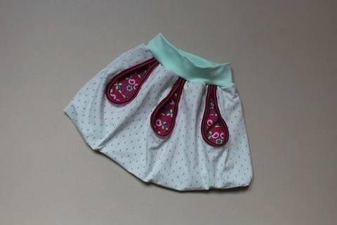 CARINA Ballonrock für Mädchen Kinder bei Makerist sofort runterladen