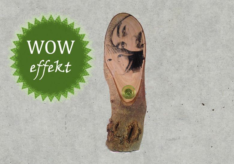 woodART - dein Bild auf Holz - WOW Effekt  - Bastelanleitungen bei Makerist sofort runterladen