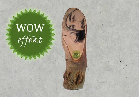 woodART - dein Bild auf Holz - WOW Effekt  bei Makerist sofort runterladen