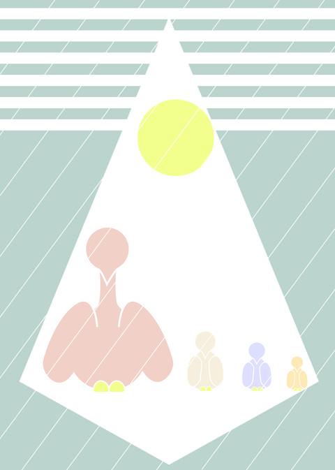 Télécharger Famille oiseaux - Fichier de découpe Plotter tout de suite sur Makerist