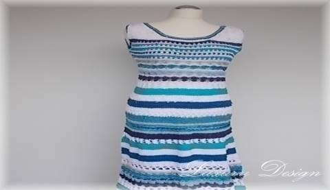 Sommerkleid Größe S-XL *Luxury Design No.25* bei Makerist sofort runterladen