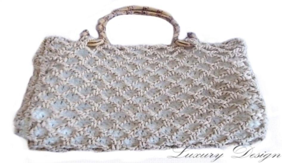 Tasche  *Lifestyle No.1* - Häkelanleitungen bei Makerist sofort runterladen