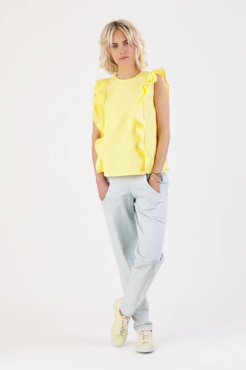 Schnittmuster und Nähanleitung Shirt Amanda bei Makerist sofort runterladen