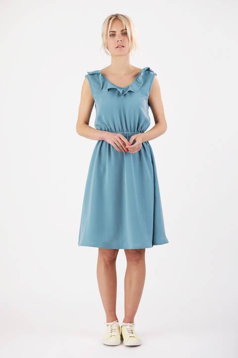 Schnittmuster und Nähanleitung Shirt und Kleid Chari bei Makerist sofort runterladen
