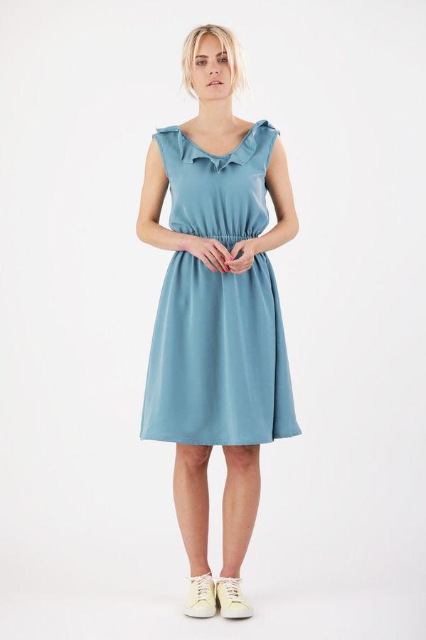 Schnittmuster und Nähanleitung Shirt und Kleid Chari