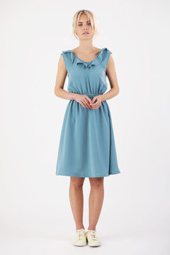 Download Chari Dress and Shirt - Sewing Pattern and Instruction - Sewing Patterns immediately at Makerist
