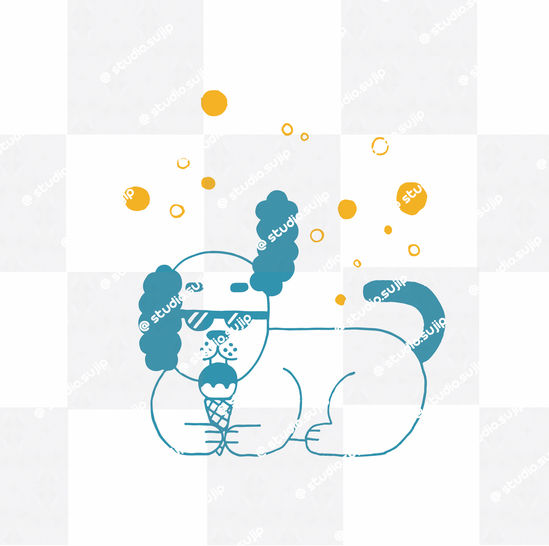 Download Cool dog M_cutting files  - Cutting Files immediately at Makerist