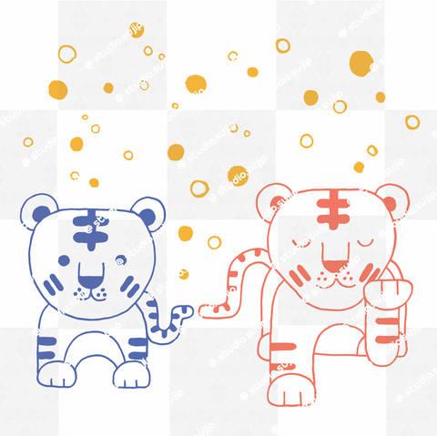 Cool tigers _ plotterdateien bei Makerist sofort runterladen