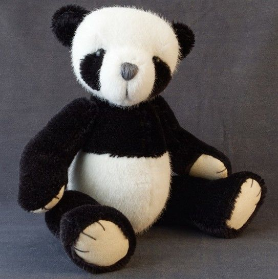 Download Teddy Bear Pattern and Illustrated Instructions for PJ - Sewing Patterns immediately at Makerist