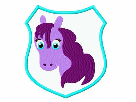 Stella Zauberpferdchen Vol.2 Stickdatei Pferd bei Makerist sofort runterladen