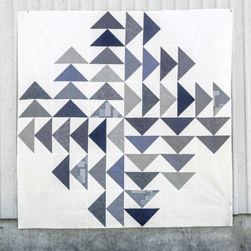 Download Four Winds Quilt Pattern - Patchwork & Quilting immediately at Makerist