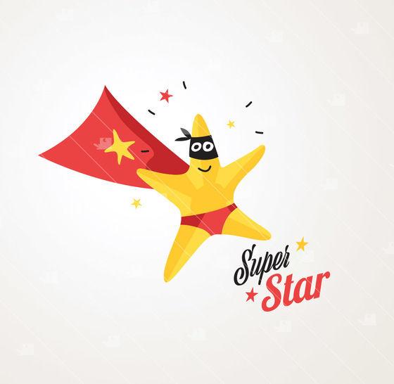 Super-Star - Plotterdatei  - Plotterdateien bei Makerist sofort runterladen