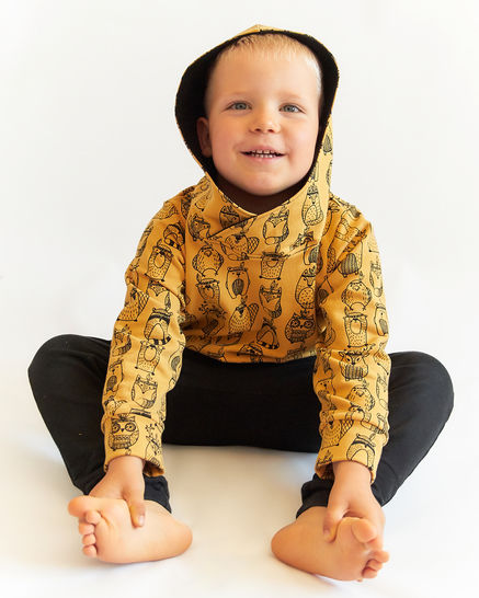 Download Hoodie sewing pattern PDF - Sewing Patterns immediately at Makerist