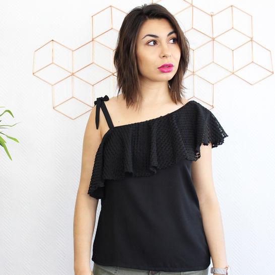 Télécharger Top Valène | Patron PDF taille 34-48 - Patrons de couture tout de suite sur Makerist