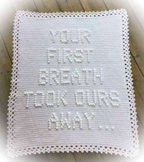 Download Your First Breath Took Ours Away... - Crochet Patterns immediately at Makerist