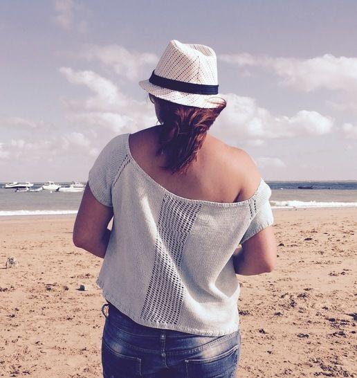 Télécharger Summer, pull léger pour l'été à tricoter - Modèles de tricot tout de suite sur Makerist