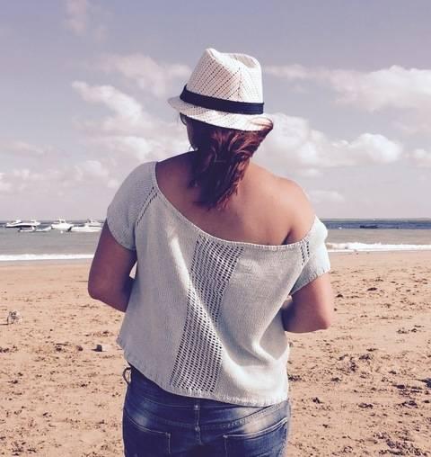 Télécharger Summer, pull léger pour l'été à tricoter tout de suite sur Makerist