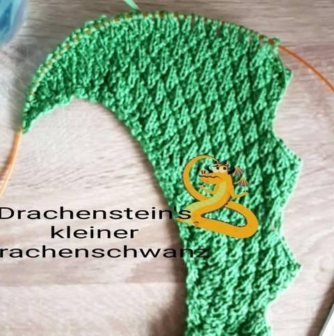 Drachenstein´s kleiner Drachenschwanz bei Makerist sofort runterladen