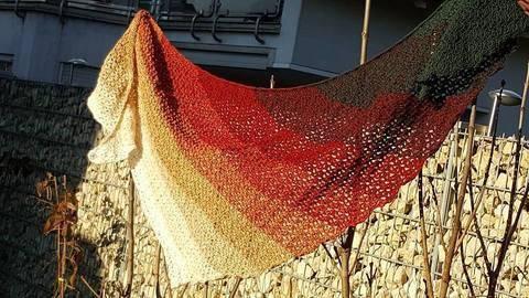 Drachenstein Tuch Weihnachtsmarkt bei Makerist sofort runterladen