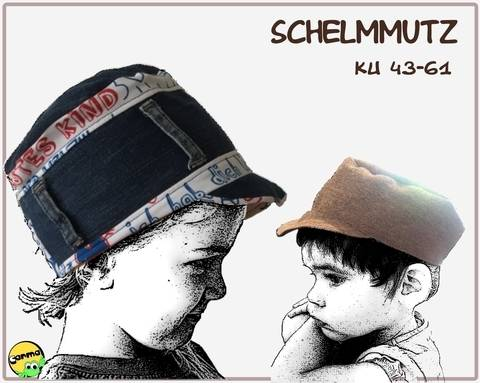 SchelmMutz - Hut - Kaeppi - KU 43-61 bei Makerist sofort runterladen