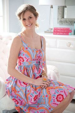 Download Sis Boom Pattern Co Carlolina Mae Dress for Women - Sewing Patterns immediately at Makerist