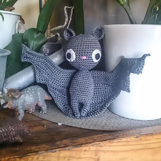 Télécharger Batilda la chauve-souris - Modèles de crochet tout de suite sur Makerist