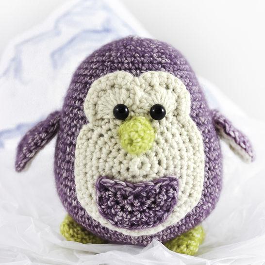 Amigurumi Häkelanleitung - Pelle der Pinguin - Häkelanleitungen bei Makerist sofort runterladen