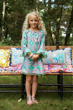 Download Sis Boom Pattern Co Leighanna Dress/Top for Girls - Sewing Patterns immediately at Makerist