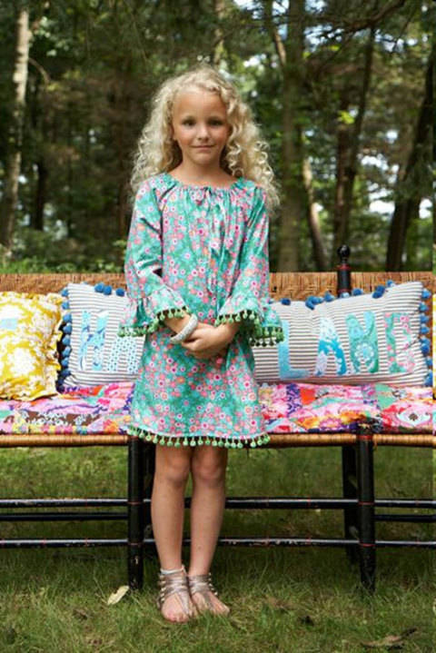 Download Sis Boom Pattern Co Leighanna Dress/Top for Girls immediately at Makerist
