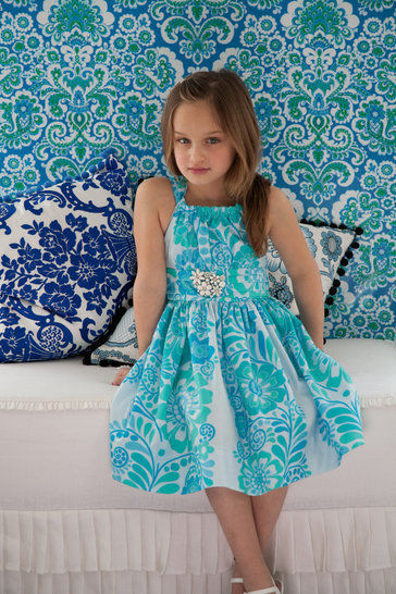 Download Sis Boom Pattern Co Marissa Dress for Girls - Sewing Patterns immediately at Makerist