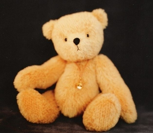 Teddy Bear Pattern And Illustrated Instructions For Ted E An 40 Simple Teddy Bear Patterns