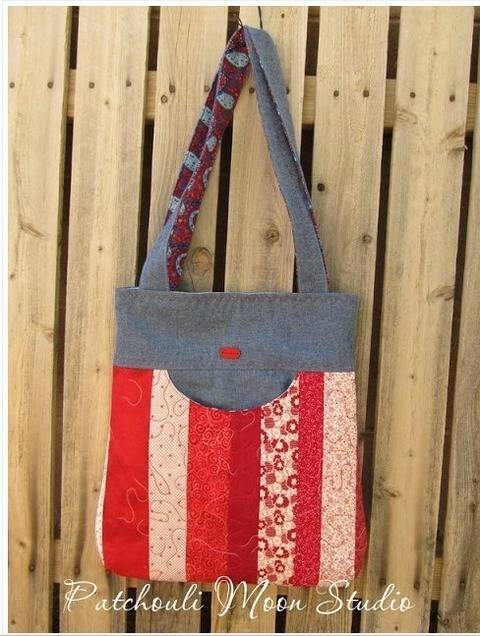 Download Simple, easy and adorable bag pattern suitable for all, beginners too. Detailed instructions with lots of pics. immediately at Makerist