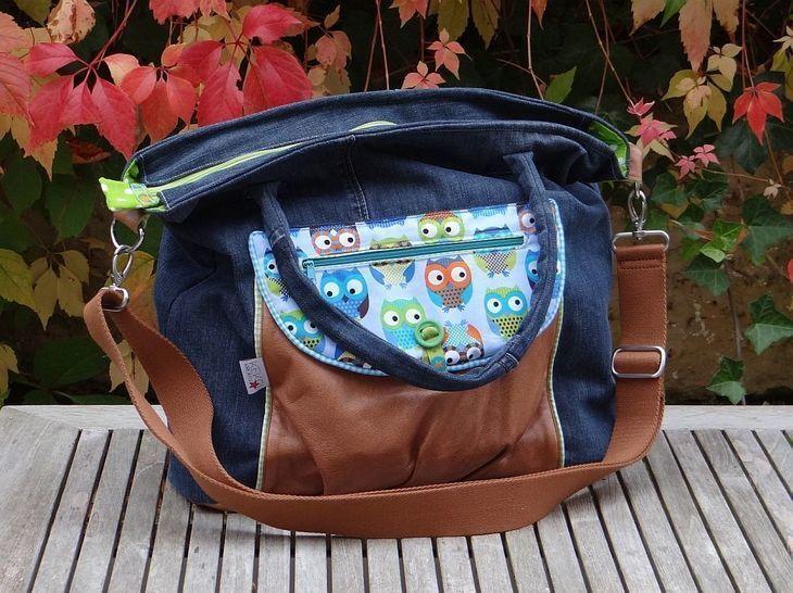 EBook Tasche Citybag - Nähanleitungen bei Makerist sofort runterladen