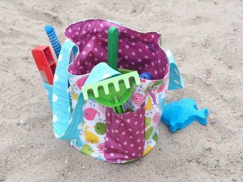 EBook Gartentasche Spielzeugtasche bei Makerist sofort runterladen