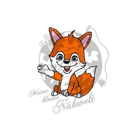Plotterdatei Fuchs bei Makerist sofort runterladen