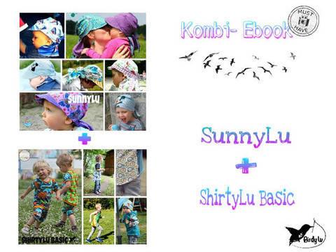 Kombi- Ebook ShirtyLu & SunnyLu bei Makerist sofort runterladen
