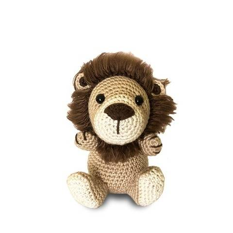 Trub le lion - tutoriel de crochet chez Makerist