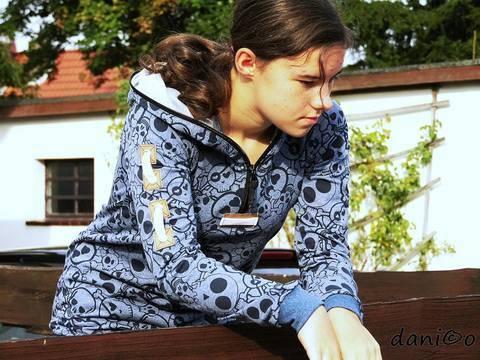 Hoodie BMC for Girls Gr. 110-170 bei Makerist sofort runterladen
