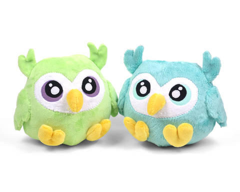 Download Owl Plush Toy Sewing Pattern immediately at Makerist