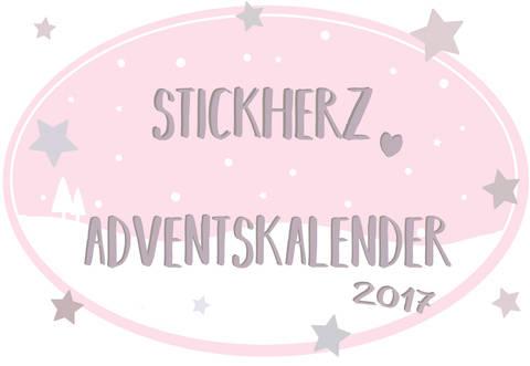 Stickdateien - Überraschungs - Adventskalender 2017 bei Makerist sofort runterladen