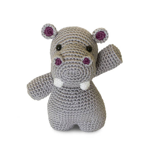Fizz, l'hippo - tutoriel de crochet chez Makerist