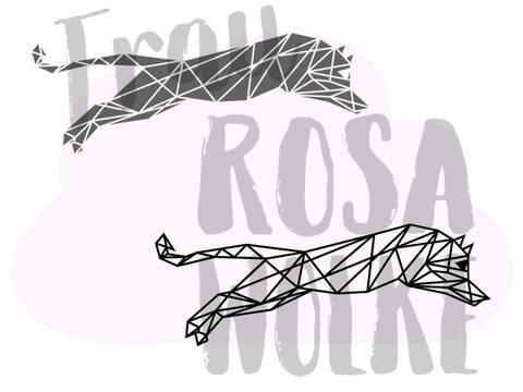 Leopard aus Geoserie von Frau Rosa Wolke bei Makerist sofort runterladen
